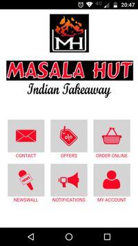 Masala Hut App poster
