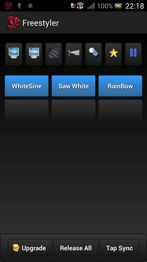 Freestyler DMX Remote FREE for Android - APK Download