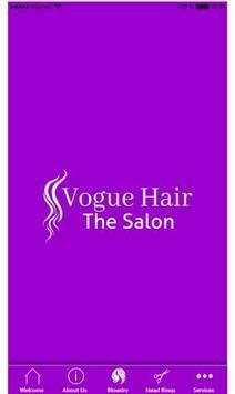 Vogue The Salon poster