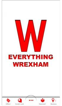 Everything Wrexham poster