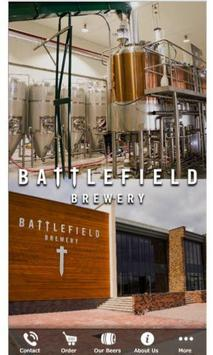 Battlefield Brewery Trade poster