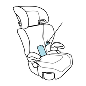 Child Car Seat Angle Tester icon