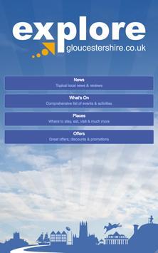 Explore Gloucestershire apk screenshot