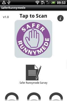 Safer Runnymede poster