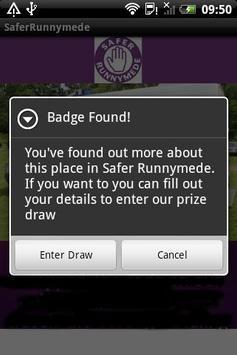 Safer Runnymede apk screenshot