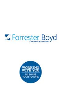 Forrester Boyd Accountants poster