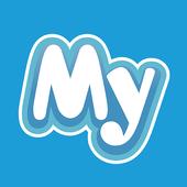 MyStickers icon