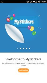 MyStickers screenshot 1