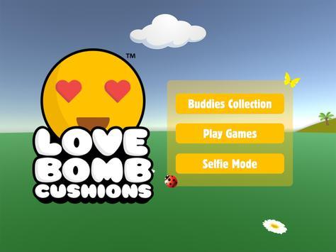 Love Bomb Cushions screenshot 4