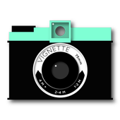 Vignette • Photo effects icon