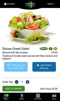 SmoothMenu Waiter Digital Menu apk screenshot