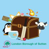 Sutton Library Treasures icon