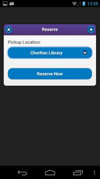 Manchester Libraries apk screenshot