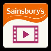 Sainsbury's Movies & TV icon