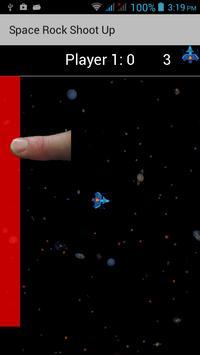 Space Rock Shoot Up Free screenshot 4