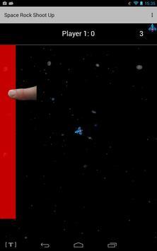 Space Rock Shoot Up Free screenshot 9