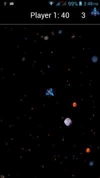 Space Rock Shoot Up Free screenshot 1