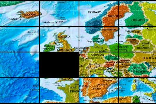The world map puzzle apk download free educational game for the world map puzzle poster the world map puzzle apk screenshot gumiabroncs Choice Image