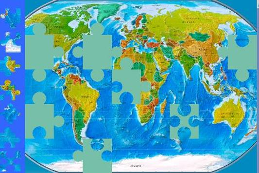 The world map puzzle apk download free educational game for the world map puzzle apk screenshot gumiabroncs Choice Image
