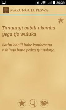 Makungulupeswa poster