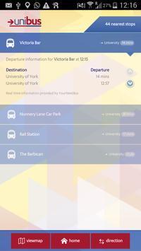 Unibus screenshot 1