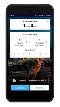 Stay Inn Hotel Manchester screenshot 2