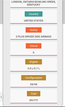 Chevrolet Vin Decoder for Android - APK Download