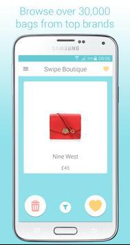 Swipe Boutique - Fashion Shop poster