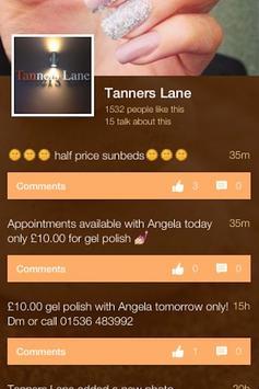 Tanners Lane apk screenshot