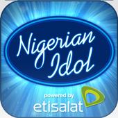 Nigerian Idol from etisalat icon