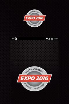 Westward Parts Expo poster