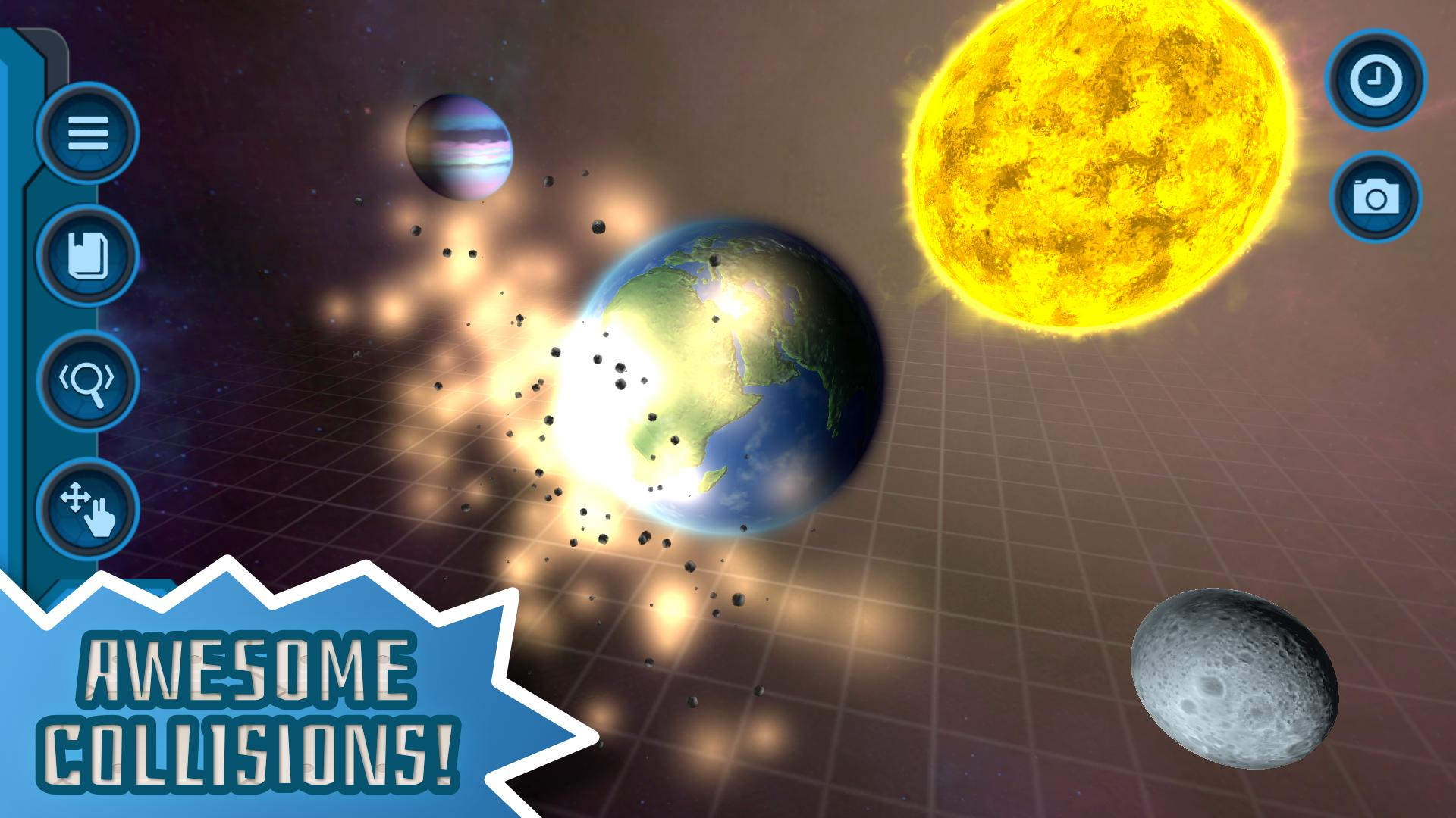 Planet Smash - Gravity Sandbox Free for Android - APK Download