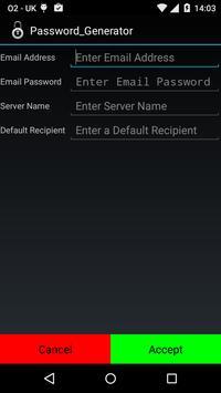 Random Password Generator screenshot 1