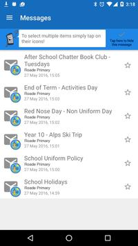 Roade Primary School apk screenshot