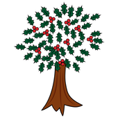 Holly Trees Primary Warley icon