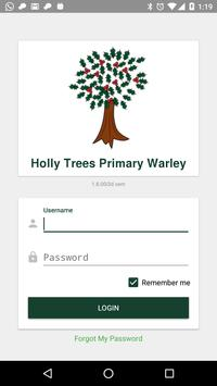 Holly Trees Primary Warley poster