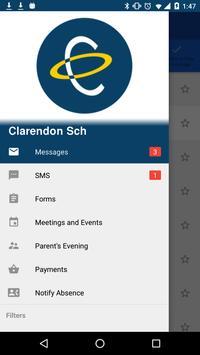 Clarendon School screenshot 1