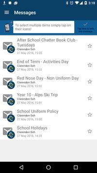 Clarendon School screenshot 2