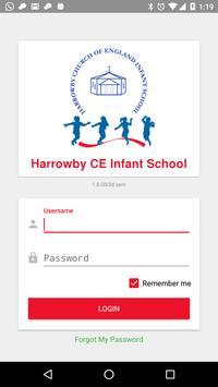 Harrowby CE Infant School poster