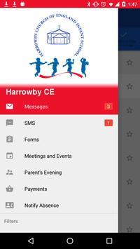 Harrowby CE Infant School screenshot 1
