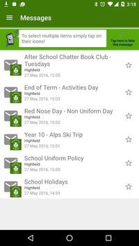 Highfield Primary School screenshot 2