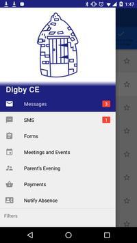 Digby CE Primary School screenshot 1