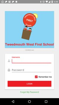 Tweedmouth West First School poster