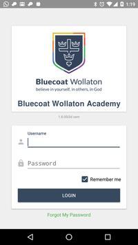 Bluecoat Wollaton Academy poster