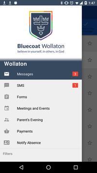 Bluecoat Wollaton Academy apk screenshot