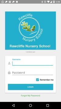 Rawcliffe Nursery School poster