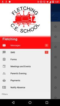 Fletching C.E. School screenshot 1