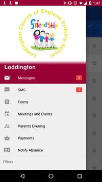 Loddington ParentMail screenshot 1