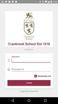 Cranbrook poster