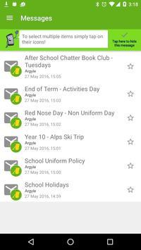Argyle Primary School WC1H apk screenshot